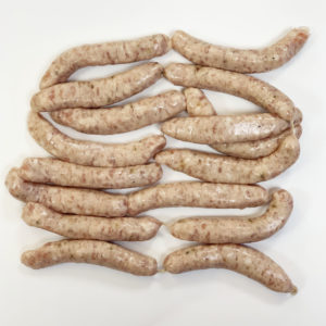 Gluten Free Pork Chipolate Sausage
