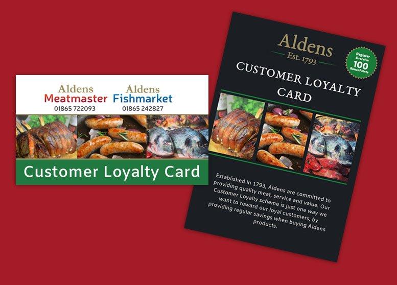 New Loyalty Card
