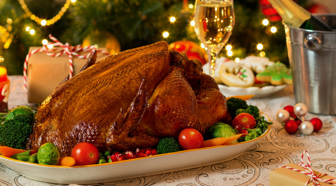 History of meat in the Christmas feast