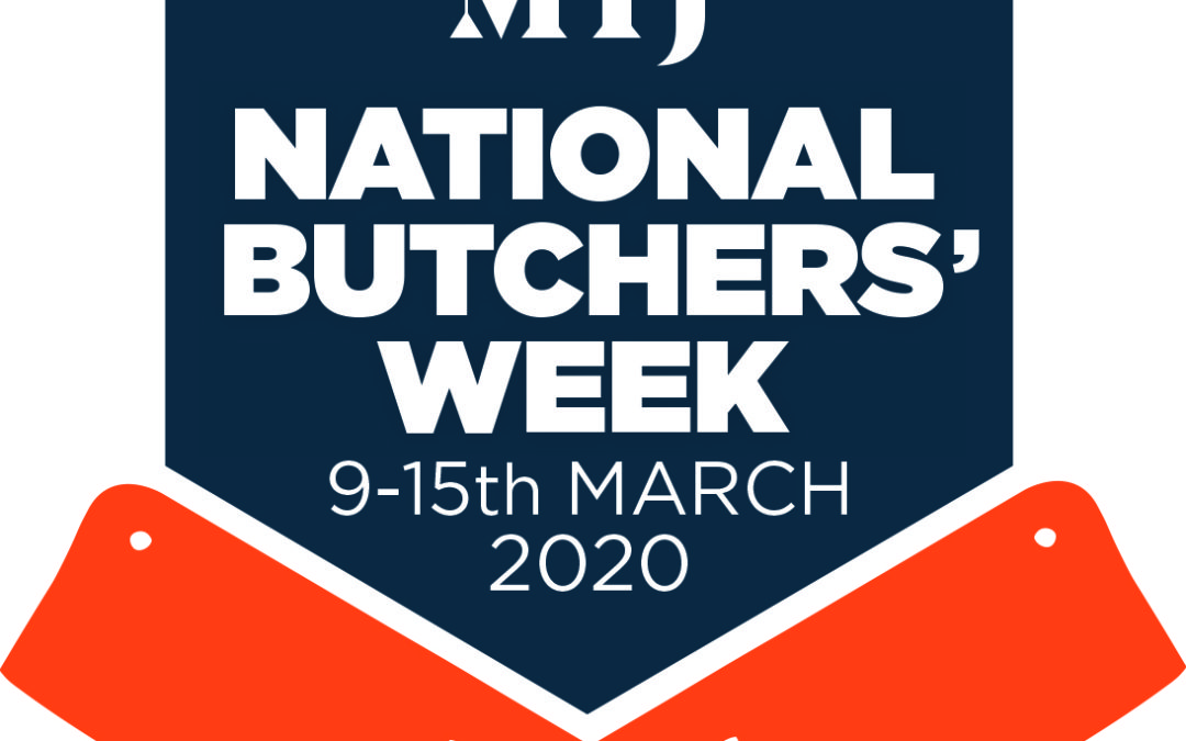 National Butchers' Week logo