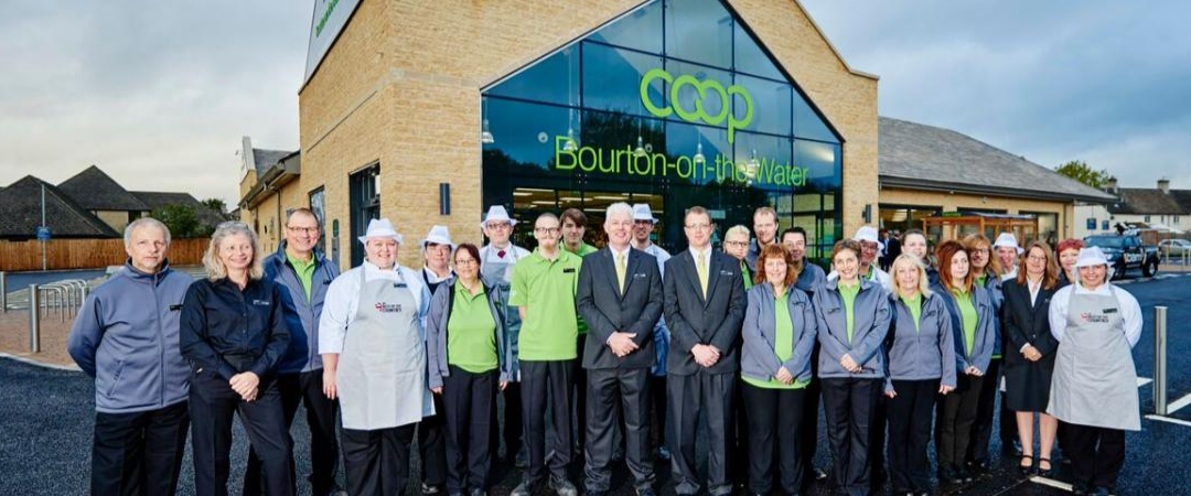 Co-Op Midcounties supplied by Aldens