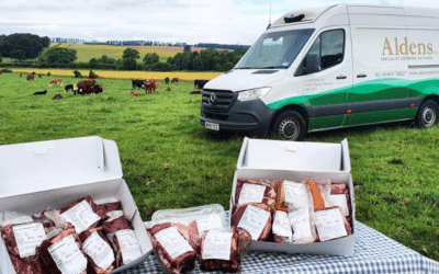 Aldens Meatmaster to work with Hollands Farm's traditional, sustainable and local beef